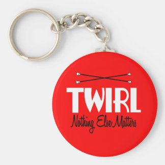 Twirl Key Ring
