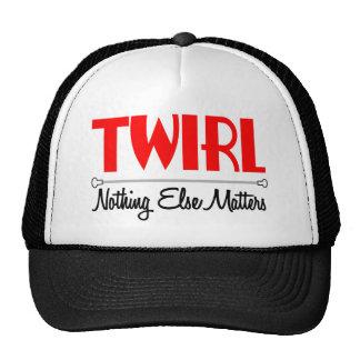 Twirl Mesh Hats