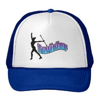 Twirler Mesh Hats