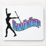 Twirler Mouse Pad
