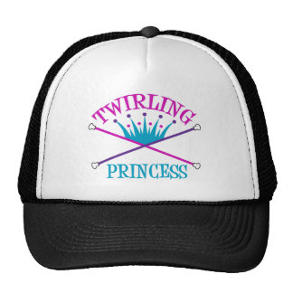 Twirling Princess Mesh Hat