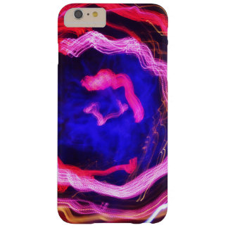 Twirling Swirl of light painting Barely There iPhone 6 Plus Case