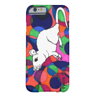 TWIS iPhone Case: Blair's Animal Corner Rat Barely There iPhone 6 Case