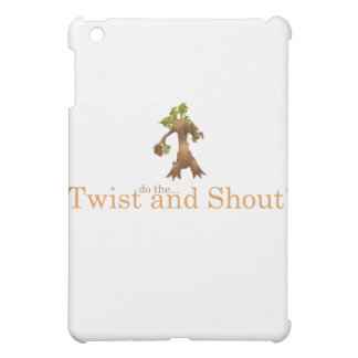 Twist and Shout! iPad Mini Covers