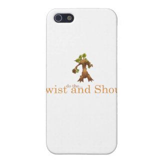 Twist and Shout! iPhone 5/5S Cases