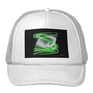 Twisted 1 Green Hats