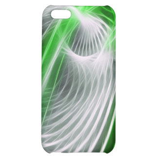 Twisted 1 Green iPhone 5C Cover