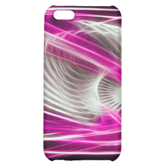 Twisted 1 Hot Pink Case For iPhone 5C