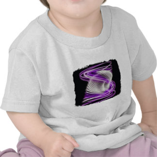 Twisted 1 Purple Shirt