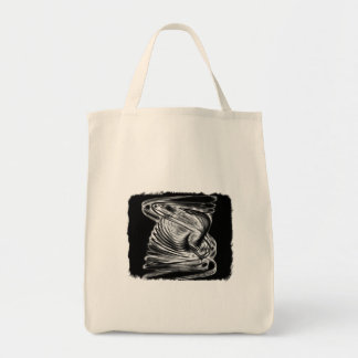 Twisted 1 Solarized Tote Bag