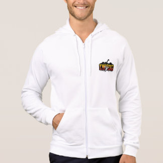 Twisted Alley Zipped Hoodie