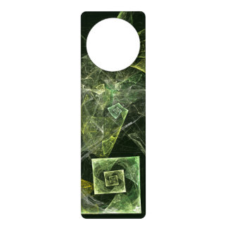Twisted Balance Abstract Art Door Knob Hanger
