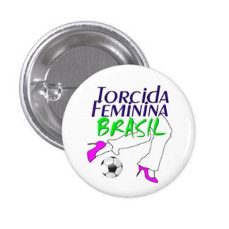 Twisted Button Feminine Brazil