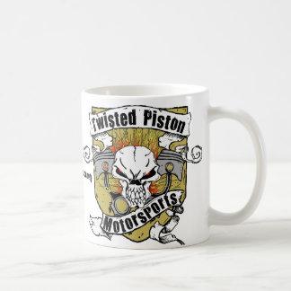 Twisted Coffee Basic White Mug