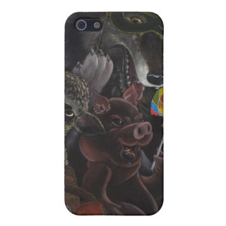 Twisted Fables the bad wolf 4G iphone iPhone 5 Case