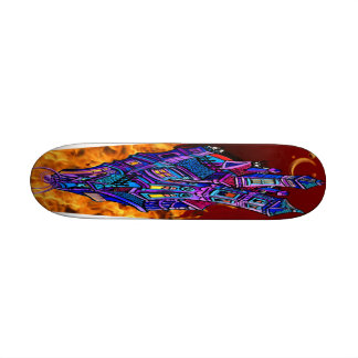 Twisted Haunted Mansion  Skateboard