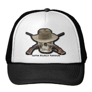 Twisted Hillbilly Magazine Hat