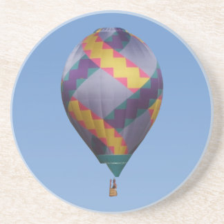 Twisted Hot Air Balloon Beverage Coaster