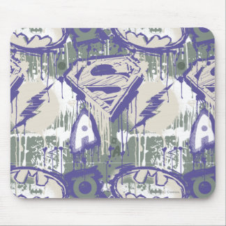 Twisted Innocence Pattern Mouse Mat