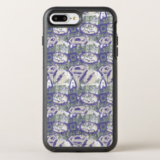 Twisted Innocence Pattern OtterBox Symmetry iPhone 8 Plus/7 Plus Case