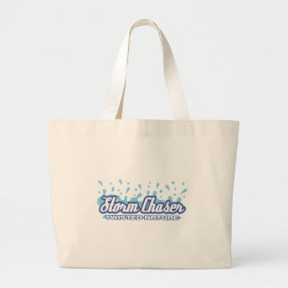Twisted Nature Large Tote Bag