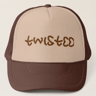 Twisted Pretzel Hat