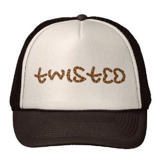 Twisted Pretzel Hat