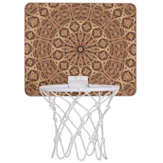 Twisted Rope Mini Basketball Hoops
