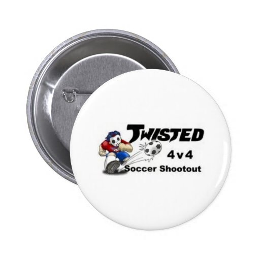 Twisted Soccer Button