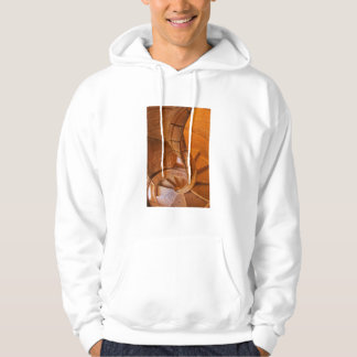 Twisted Spiral Staircase, Portugal Hoodie