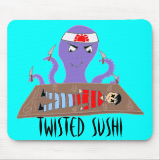 Twisted Sushi Mouse Mat