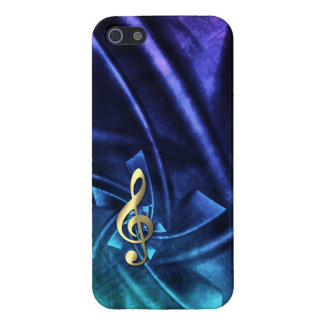 Twisted Treble Music iPhone Case iPhone 5 Case