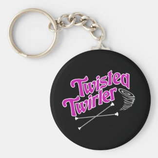 Twisted Twirler Key Chains