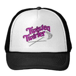 Twisted Twirler Mesh Hats