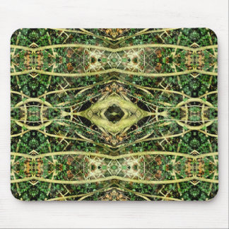Twisted Vines Mousepads