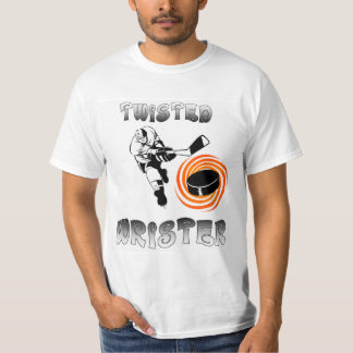 TWISTED WRISTER SHIRT