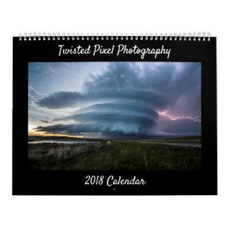 TwistedPixel Photography 2018 Calendar