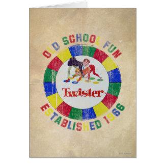 Twister Badge Card