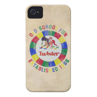 Twister Badge iPhone 4 Case-Mate Case
