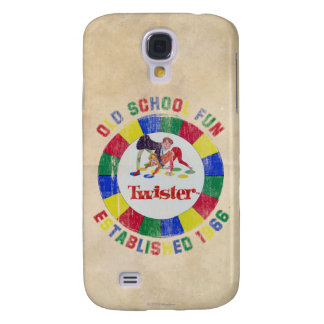 Twister Badge Galaxy S4 Case