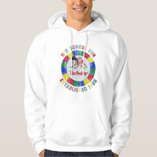 Twister Badge Hoodie