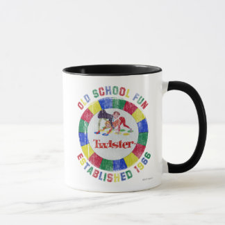 Twister Badge Mug