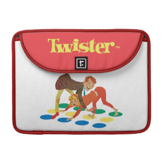 Twister Game Mat Sleeve For MacBooks