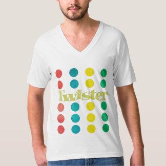 Twister Logo in Game Mat Shirt