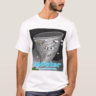 twister. Rural social networking T-Shirt