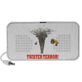 Twister Terror iPhone Speaker