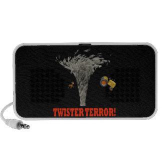 Twister Terror Speaker System