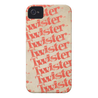 Twister Vintage Logo iPhone 4 Case-Mate Cases
