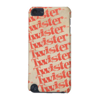 Twister Vintage Logo iPod Touch (5th Generation) Cases
