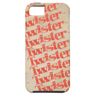 Twister Vintage Logo Case For The iPhone 5